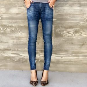 NSF stretched skinny jeans